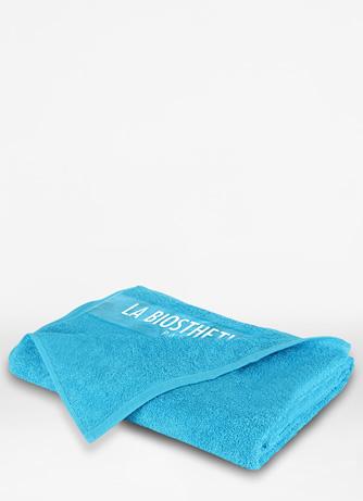 заказать Голубое пляжное полотенце La Biosthetique из 100% хлопка