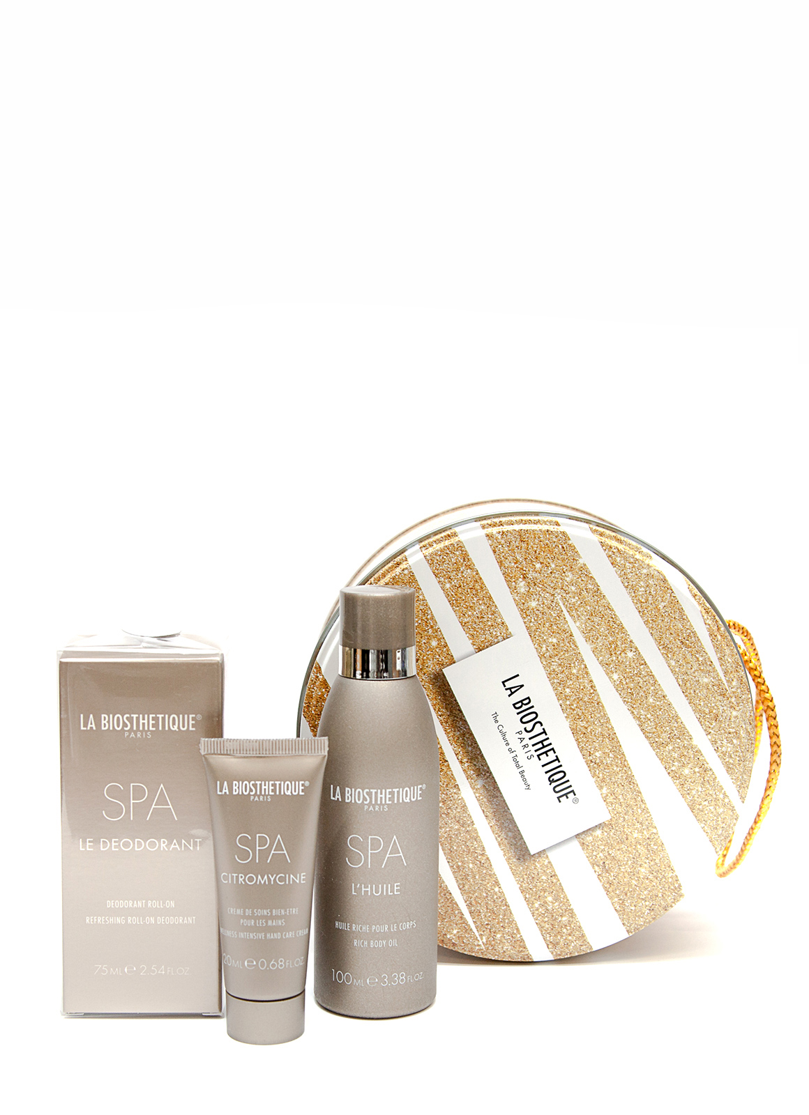 SPA -сет для ухода за телом Spa Beauty Set La Biosthetique